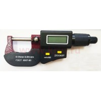 Микрометр МК Ц25-1 ГОСТ 6507-90