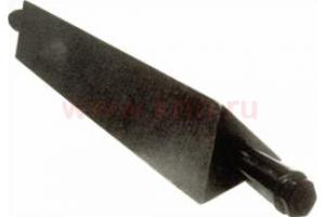 УТ-400х45 кл.1 линейка трёхгранная угловая