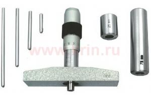 Глубиномер микрометрический ГМ-100 кл.1