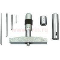 Глубиномер микрометрический ГМ-100 кл.2