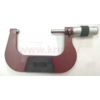 Микрометр гладкий МК 100 кл.2