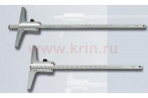 Штангенглубиномер ШГ-300 0,05